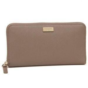 Kate Spade Laurel Way Neda Leather Wallet